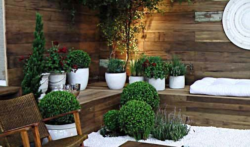 Jardins de Inverno   Tá Decorado!