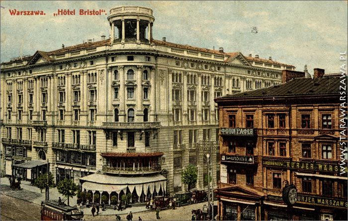 Hotel Bristol, Warszawa