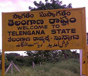 Welcome to Telengana :) Happy Birthday to India's 29th state #Telangana