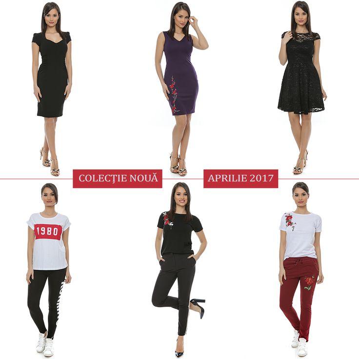 Actualizează și tu stocul magazinului tău cu modele noi marca Adrom, în ultimele tendințe ale modei: http://www.adromcollection.ro/34-colectie-noua