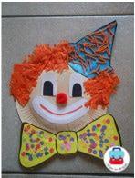 Enkele ideeën: - Confetti op de grond: kleef er doorschijnende folie over - Voetstappen van grote clownschoenen op de grond - Slingers ophangen en rode ballonnen - ...