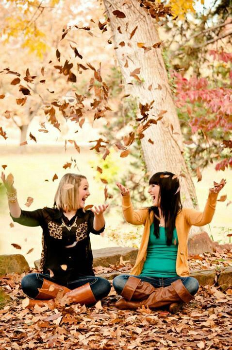 Best friend photoshoot idea