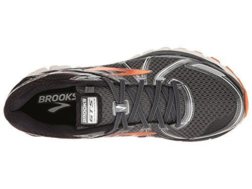 b78dfa5f2cc Brooks Men s Adrenaline GTS 17 Black Anthracite Red Orange 9 D US Best  Offer ReviewStay over your walk with the ideal adjust of padding and  dependability ...