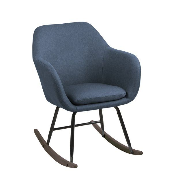 You'll love the Burlington Rocking Chair at AllModern - With Great Deals on modern Living Room Furniture products and Free Shipping on most stuff, even the big stuff.