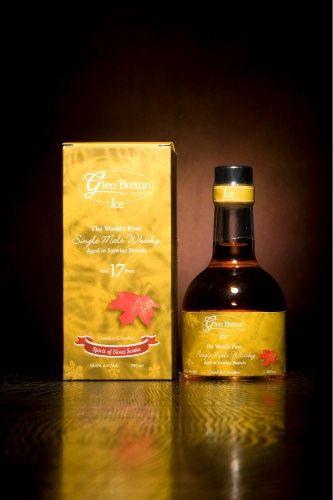 Glen Breton Rare ICE 17 Year Whiskey