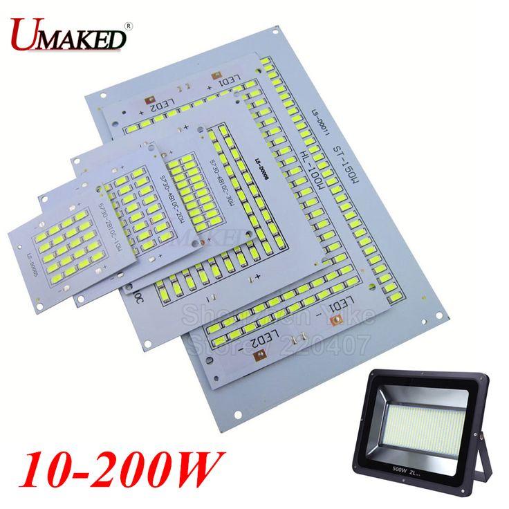 купить 1 шт. 100% Полный Мощность <b>LED</b> floodling печатной ...