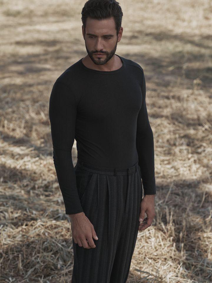 Piotr Czaykowski by Mateusz Tyszkiewicz  #fashion #man #photography