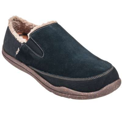 Acorn Shoes: Men's 50049 GHS Graphite Wearabout Moc Shoes - Acorn Slippers - Brands