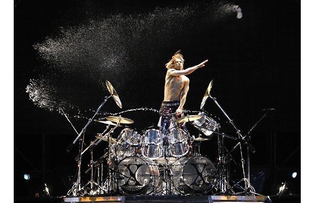 Yoshiki . X-Japan . London . Telegraph