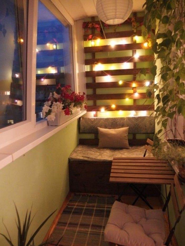 Der Balkon ist ein Ort zum Ausruhen, kein Flohlager! Beste und aktuelle Ideen für die Balkongestaltung – Fasingur – Larissa Ribeiro