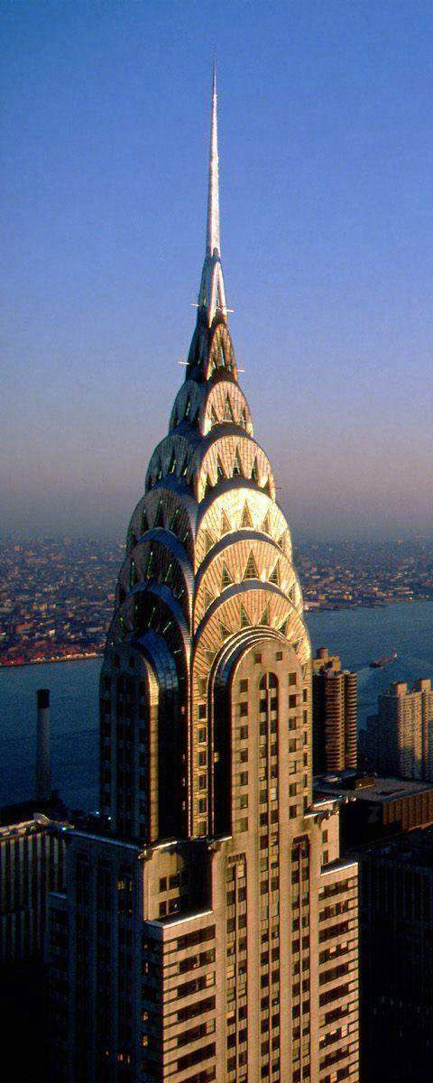 Chrysler Building New York Ny Usa