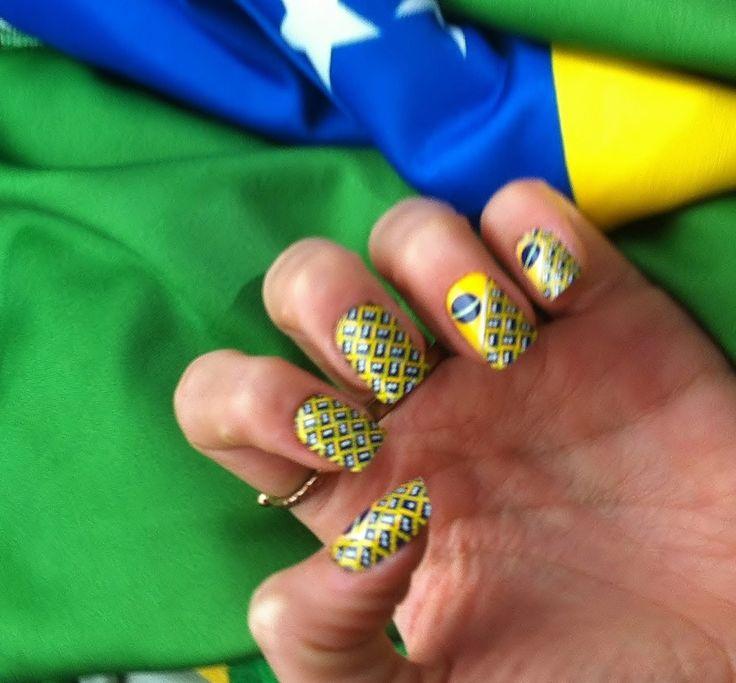 UNHAS PARA A COPA - Brasil