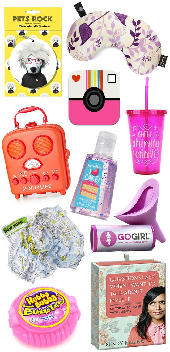 Road trip! The fun essentials you need for a getaway with your girlfriends!