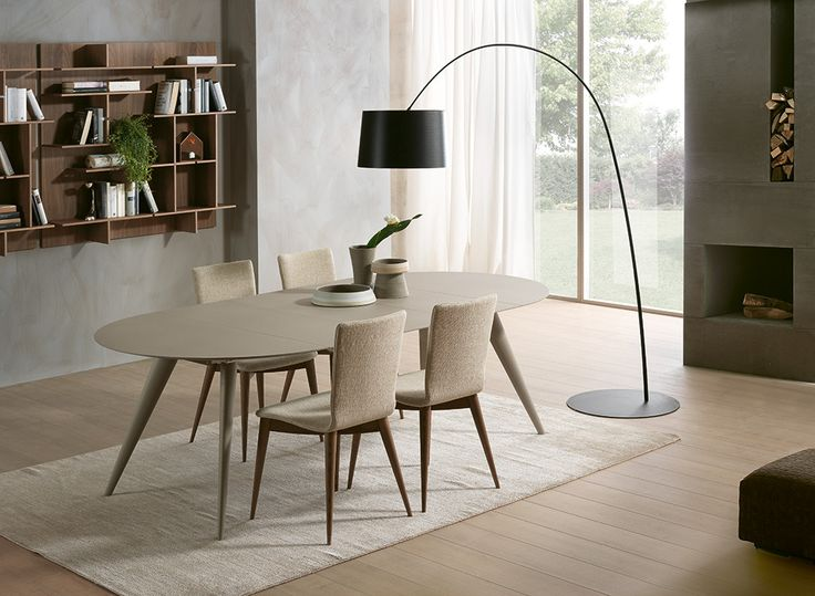 25+ best ideas about Round extendable dining table on Pinterest ...