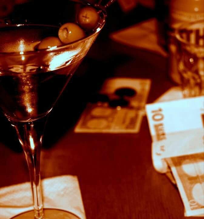 Martini cocktail ❤