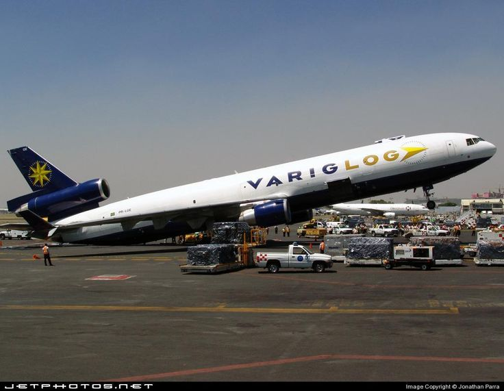 VarigLog MD-11 freighter weight & balance problem