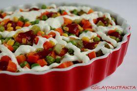 Pratik kumpir mi? Garnitürlü patates salatası mı? desem bilemedim:) malzemeler: patates kaşar peyniri (rendelenmiş) tereyağ yada sıvıyağ so...
