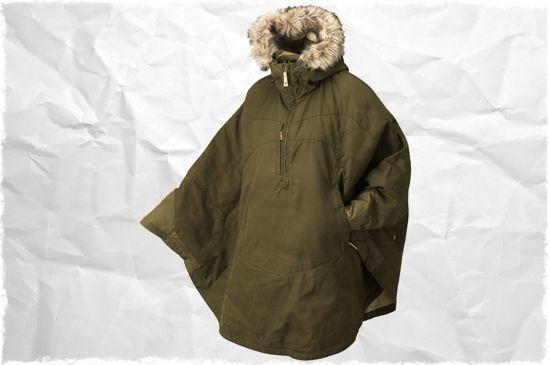 The Luhkka Cape – A new garment with ancient ancestors | Fjällrävenbloggen