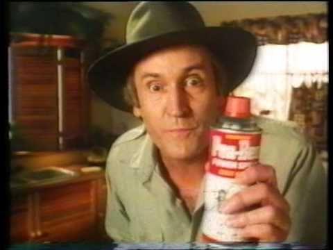 Pea-beu - hit 'em with the old Pea-beu (Australian ad, 1980)
