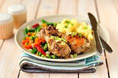 15 Chicken Leg and Thigh Recipes From Around the World - Nice and cheap - just the way I like it.