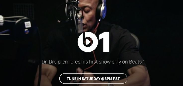 Apple Music Debuts Eminem's New Music Video, Announces Dr. Dre's Beats 1 Radio Show