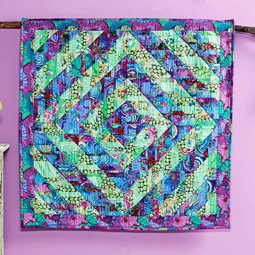154 best Projects to Try images on Pinterest   Quilt block ... : triangle quilt pattern free - Adamdwight.com