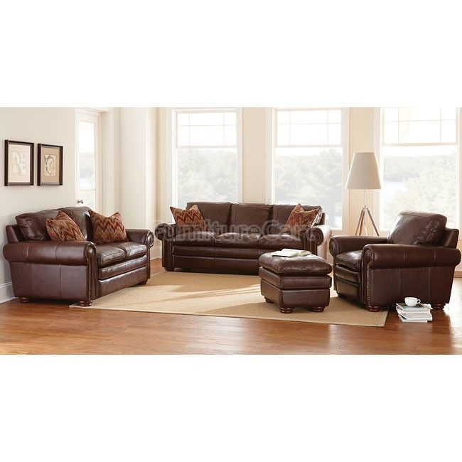 Yosemite Leather Living Room Set Quality