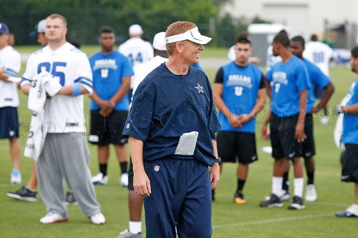 Coach Jason Garrett Jason garrett, Dallas cowboys, Nfl teams