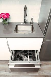 Single Drawer Dishwasher Under Sink