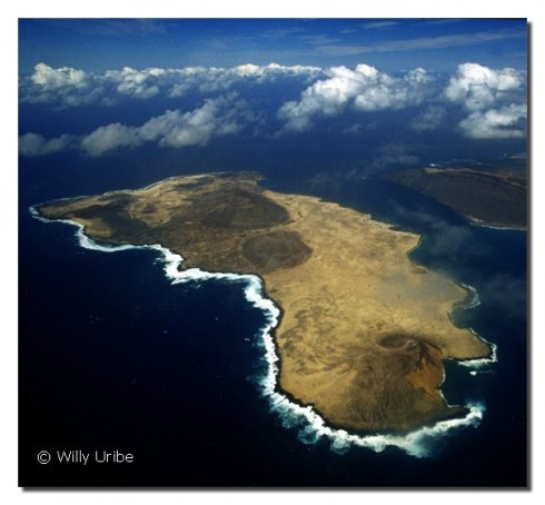 La Graciosa. Canary Islands