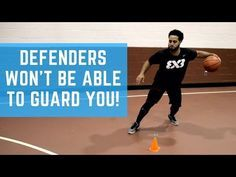 Basketball Moves & Drills To Create Space and Get Past Defenders! - YouTube