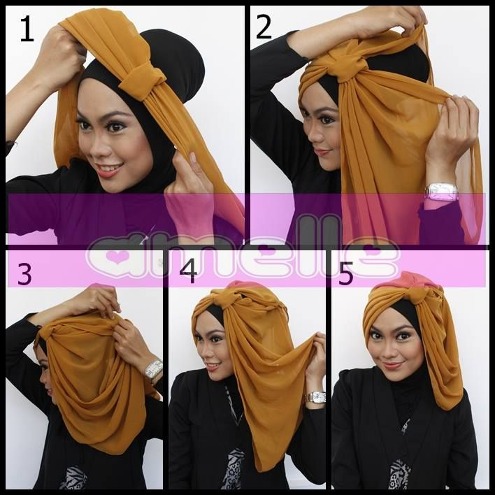 hijabstyle by amelle 1