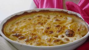 papas a la crema gratinadas al horno