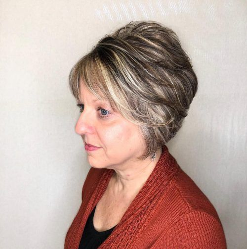 21 Edgy Amp Cute Short Hairstyles Amp Haircuts For Women Over