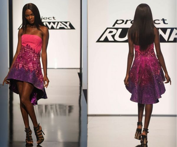 "Project Runway, Season 14, Episode 2: ""It's All in the Cards"" - Threads"