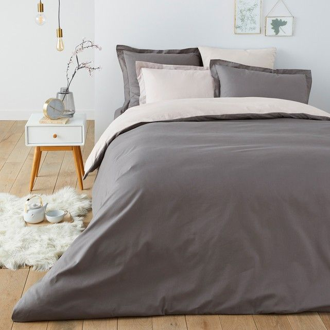 Scenario Two Tone Cotton Duvet Cover Duvet Covers Bed Duvet