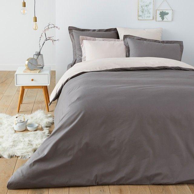 Scenario Two Tone Cotton Duvet Cover Duvet Covers Bed Duvet