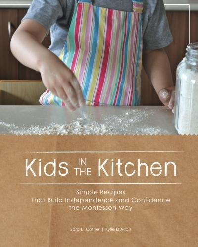 This looks like a great recipe book to get started cooking with your kids :)