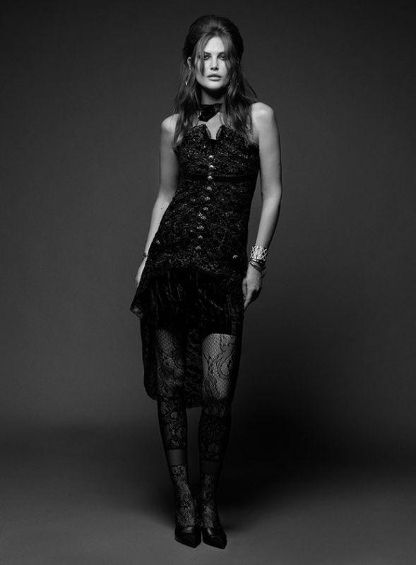 Кэтрин МакНил специально для Chanel/2015