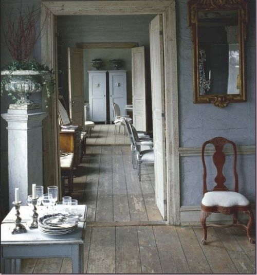 This Ivy House  - soyouthinkyoucansee:   Gustavian Swedish Style   ...