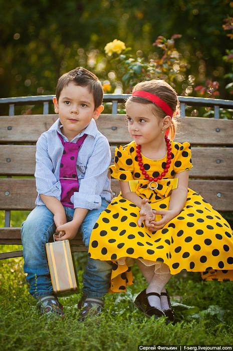 Стиляги картинки детки