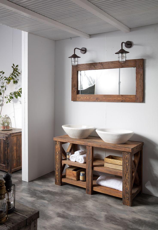 Οταν ο χειροποίητος σχεδιασμός στο έπιπλο μπάνιου δε μας περιορίζει!