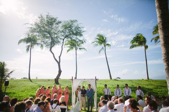 Kaanapali Maui Wedding ~ Westin Ocean Resort Villas » Maui Wedding Photographer | Aihara Visuals