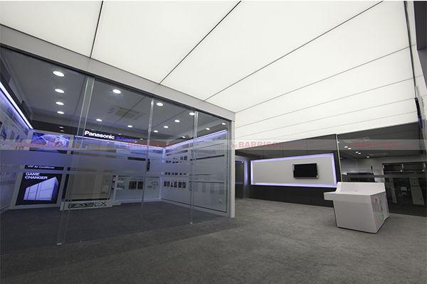 Trần xuyên sáng tại Panasonic