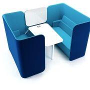 PodMeeting-sohva | Julkitilakalusteet | Martela