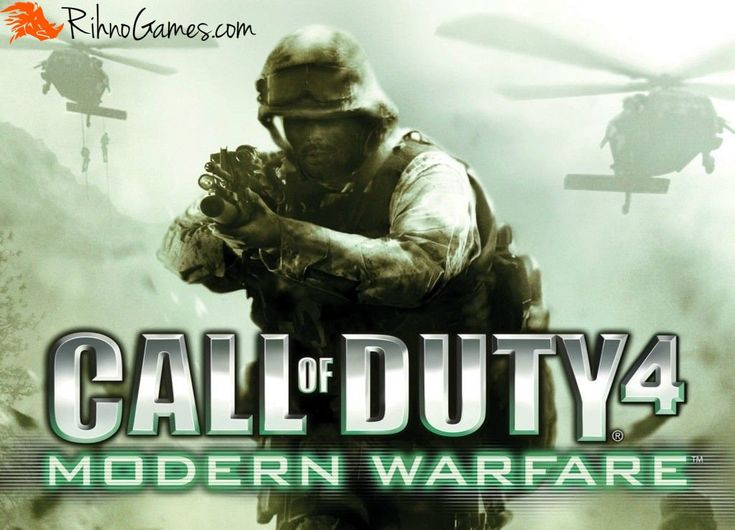 Call of Duty 4 Modern Warfare Free Download :)  ======================================= Call of Duty 4 Modern Warfare Download Free for PC or Laptop. COD 4 MW is a Shooting Video Game published by Activision. Download COD 4 Free and Please Give us a Feedback (Y)  :)  ===================================================== #COD4 #COD #CallofDUty4 #callofdutyMW #ModernWarfare #activision #Download #free #PC #Games