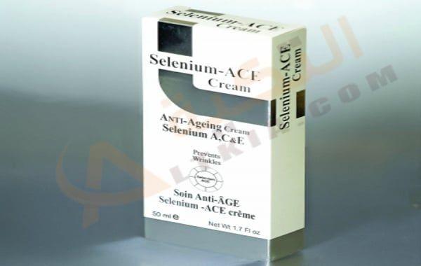 دواء سيلينيوم ايه سي اي Selenium Ace أقراص مكمل غذائي ت ساعد في مد الجسم بكثير من الفوائد والقضاء على الأضرار التي ت صيب الجسم Aging Anti Aging Personal Care