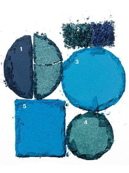 Aqua Eyeshadow    allure.com