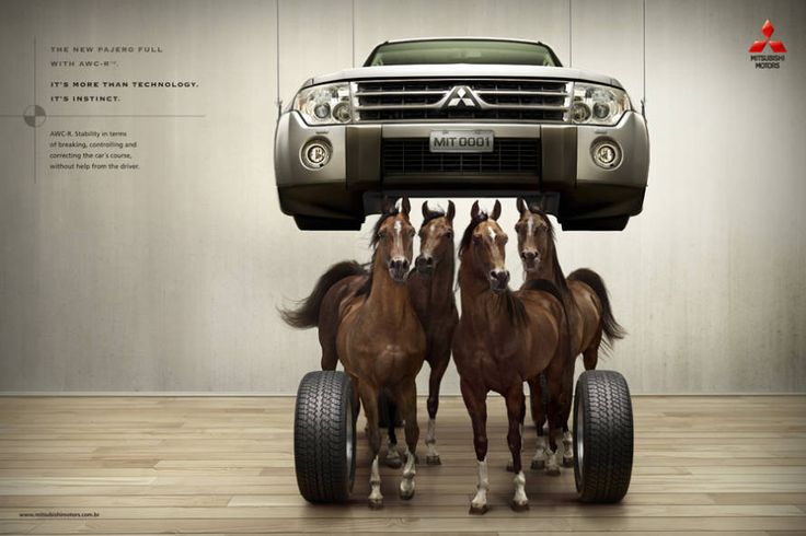 Unusual car ads - Advertising Is Good For You