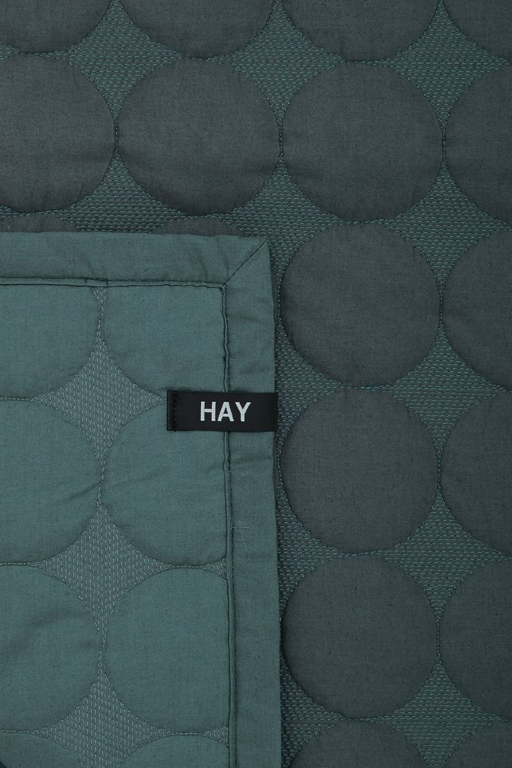 Dotted cotton quilt || COS x HAY wishlist - I'd like to say HEY to this quilt!